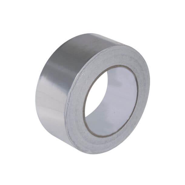Aluminium Heat Resistant Foil Tape 45m 662021