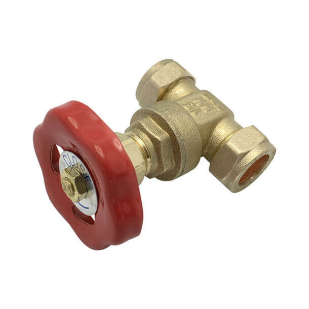 15mm Brass Wheel Head Gate Valve