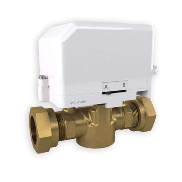 drayton 22mm 2 port motorized zone valve za5/679-2