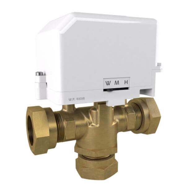drayton 22mm 3 port heating zone valve ma1/679-3