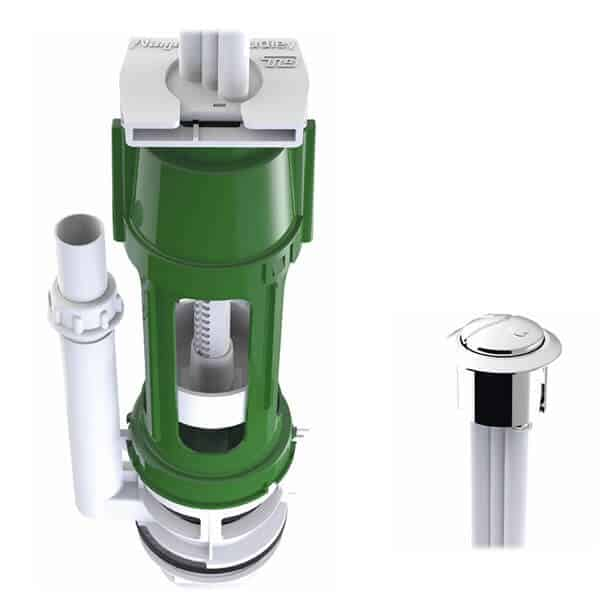 dudley niagara dual flush valve