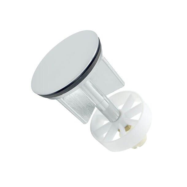 40mm Basin Pop Up Waste Plug Chrome