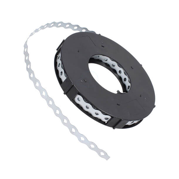 10 Metre Galvanised Strap Fixing Band