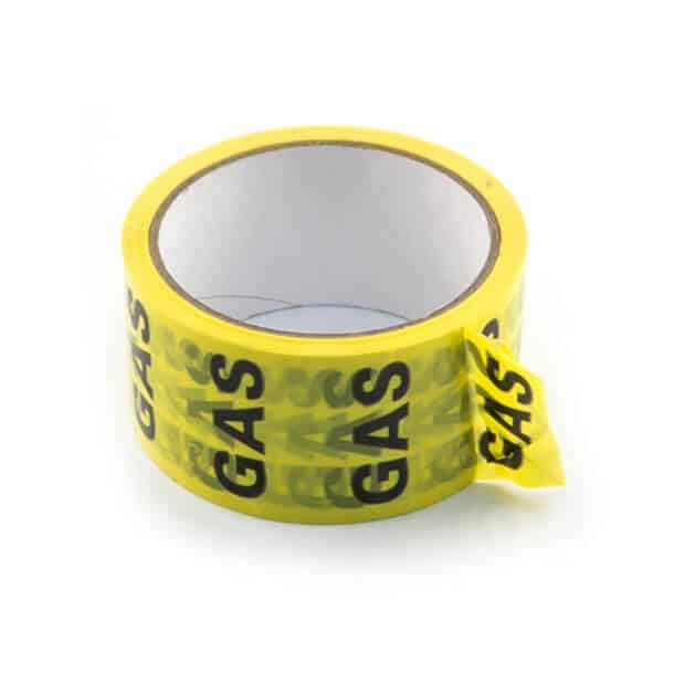 Gas tape