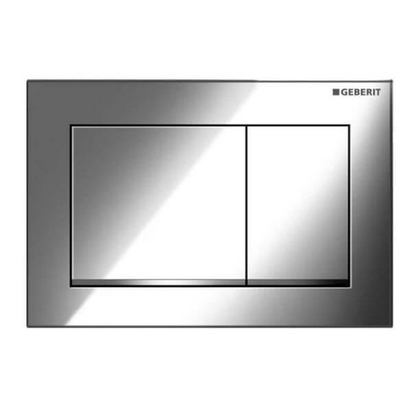 Geberit Sigma30 Flush Plate Gloss Chrome 115.883.KH.1