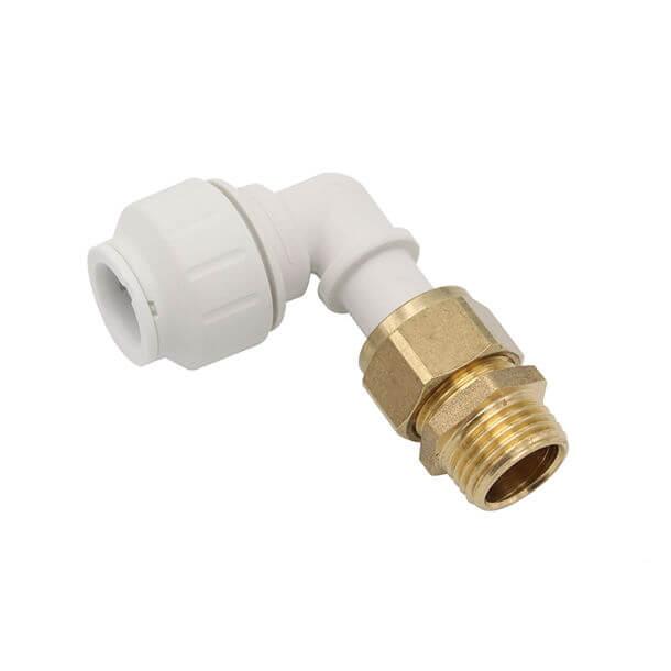 Plain shank adapter