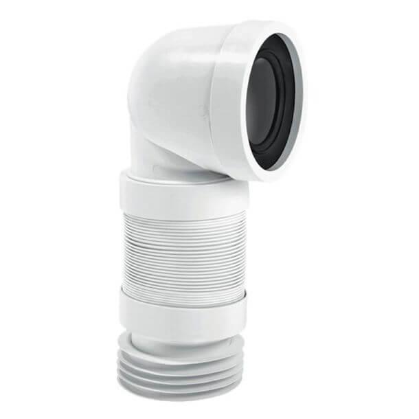WC-CON8F Flexible pan connector