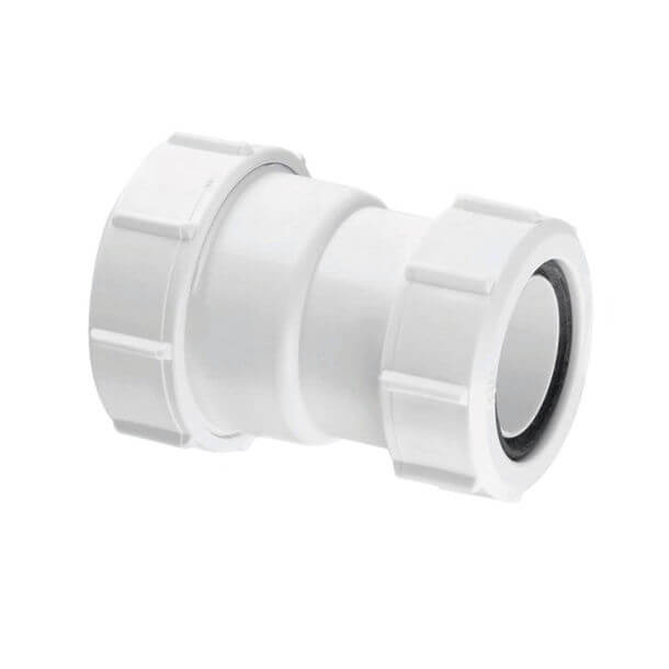 "McAlpine 1-1/2"" to 1-1/4"" Multifit Coupler ST28M"