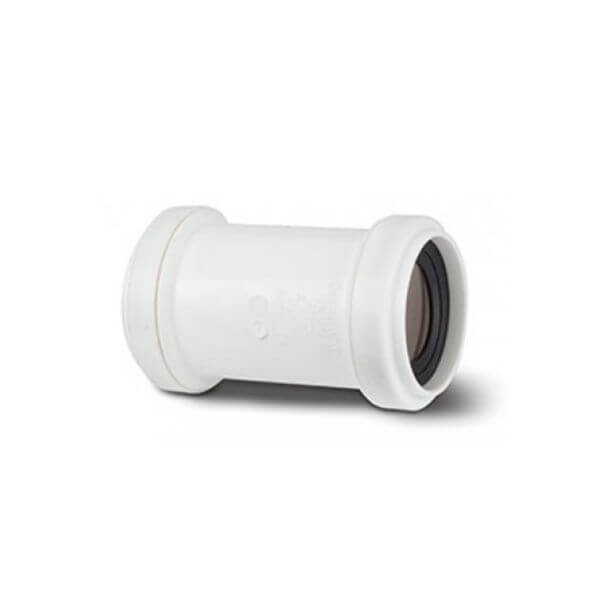 "Polypipe 1-1/2"" Universal Coupler UWC40W"