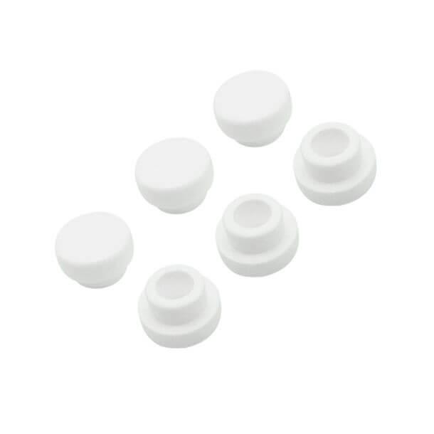 Roca Nexo Toilet Seat Buffer Set White V0004700R