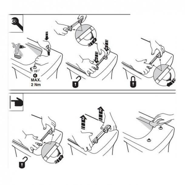 AI0001200R Installation instructions
