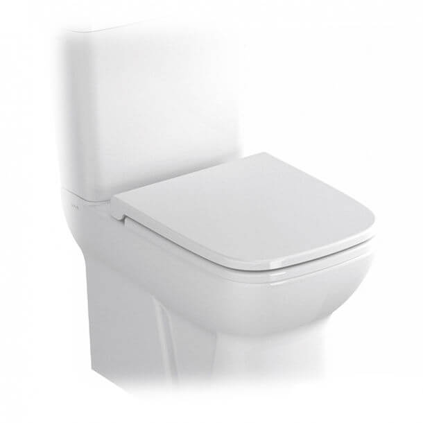 Vitra S20 seat on WC