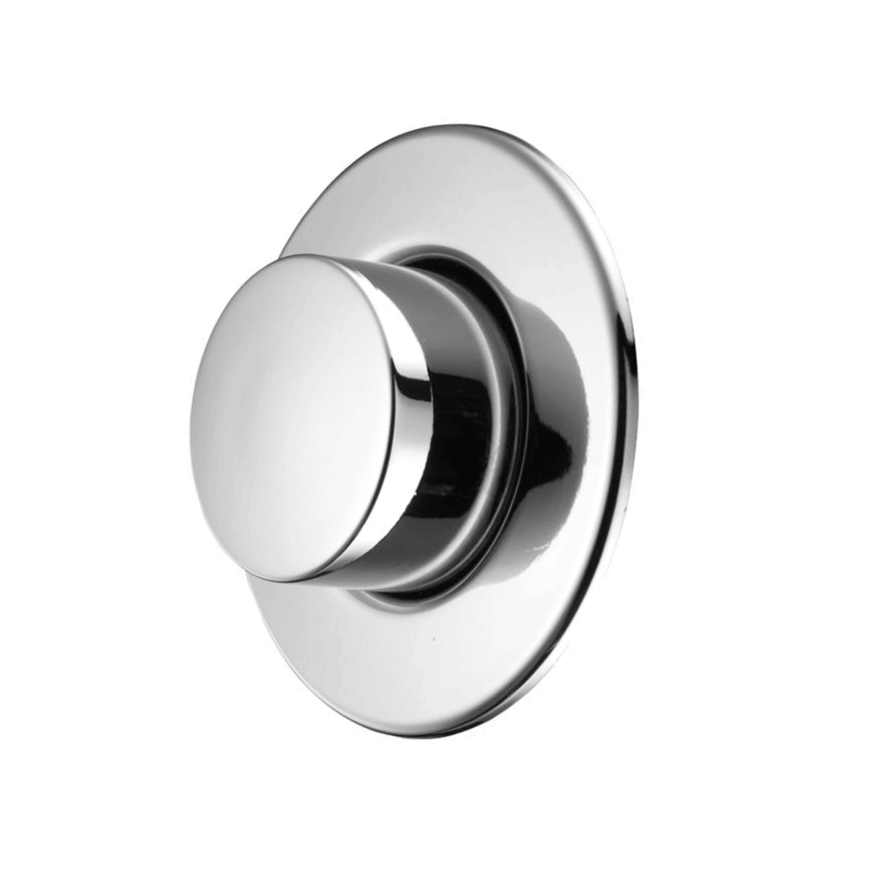 Ideal Conceala Palm Push Button Chrome S4463AA