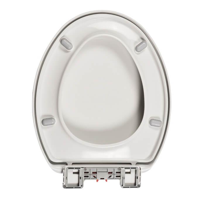Celmac Tango Toilet Seat Quick release STG11WH