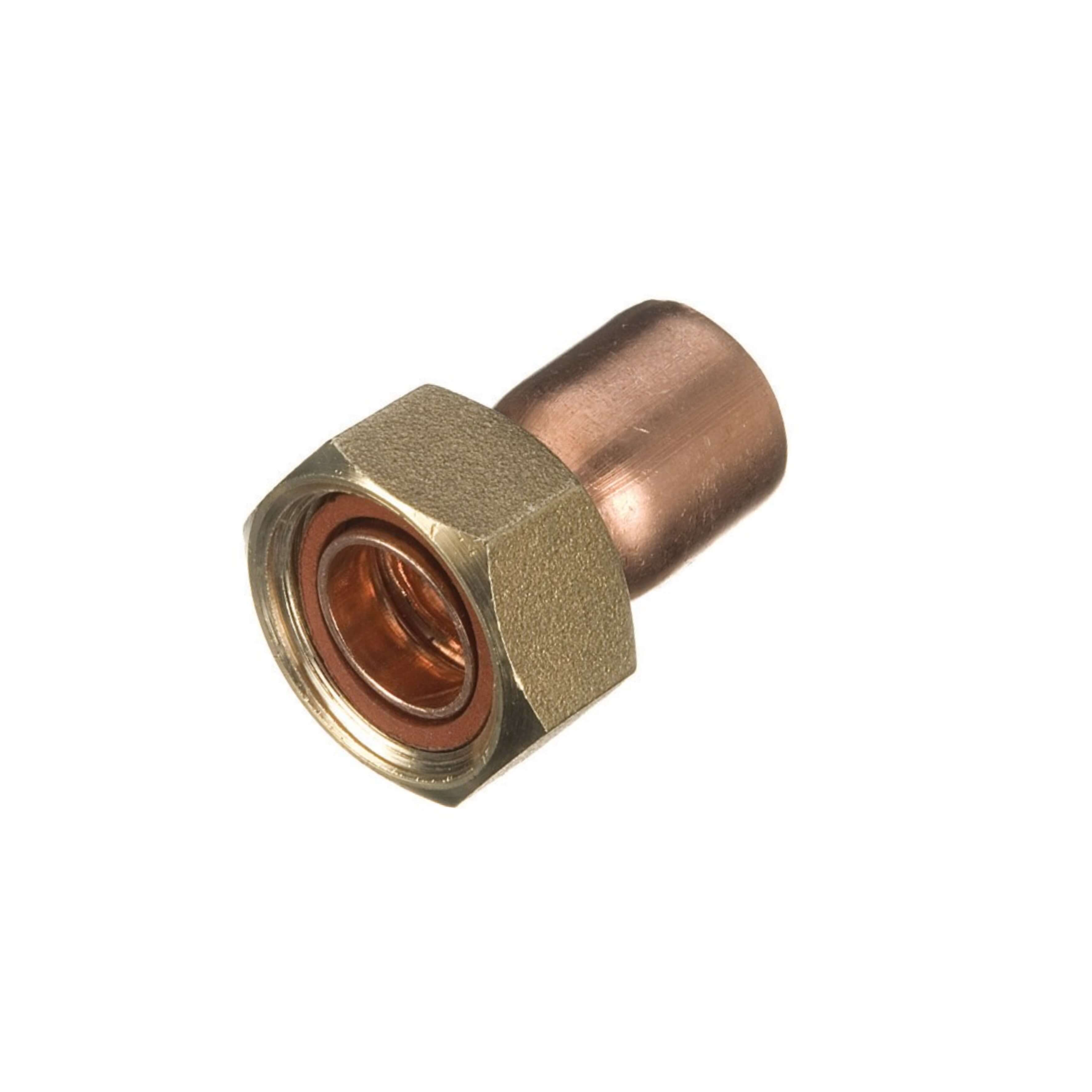 15mm End Feed Straight Tap Connector