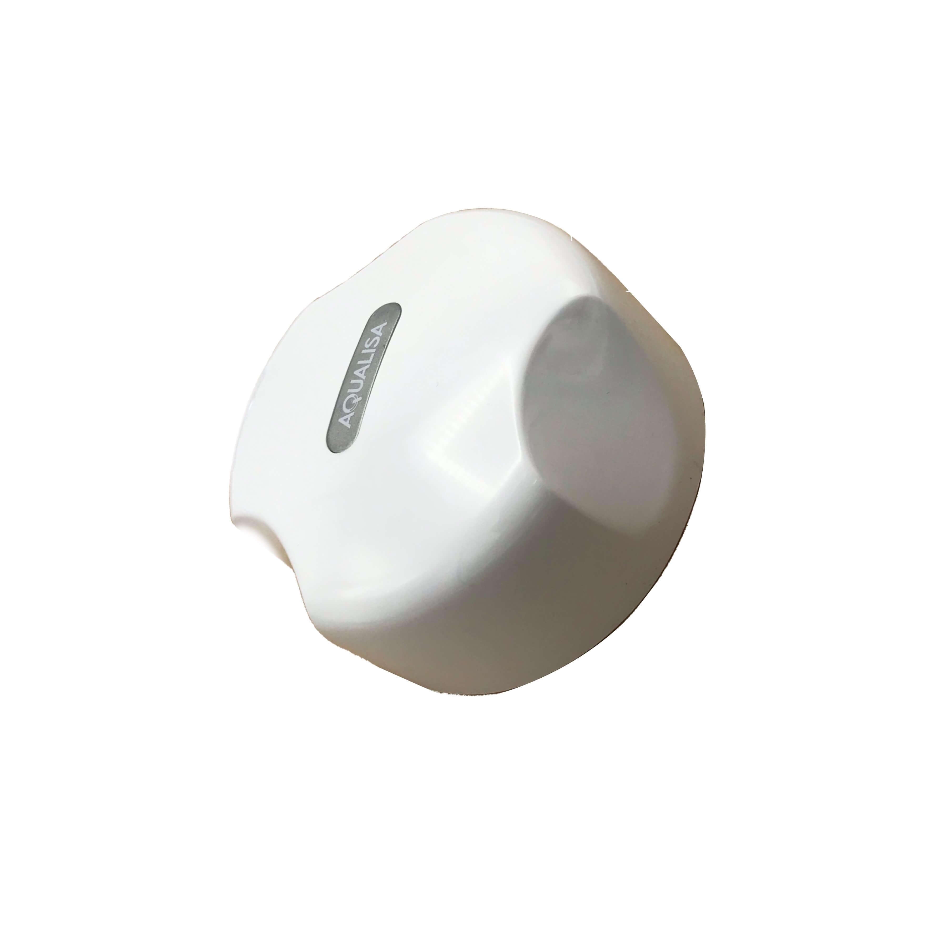 Aqualisa 605 Control Handle White 164401
