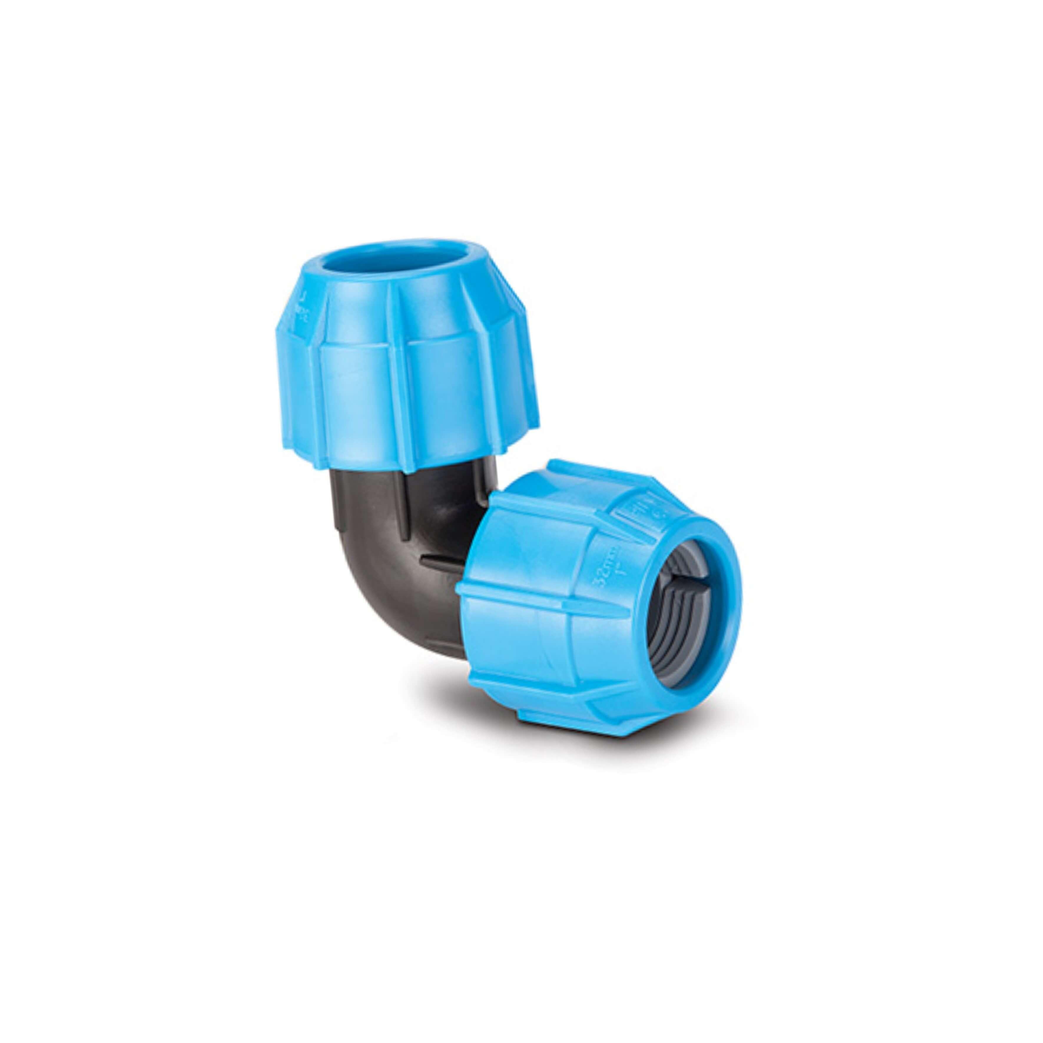 Polyfast 25mm Elbow 40125