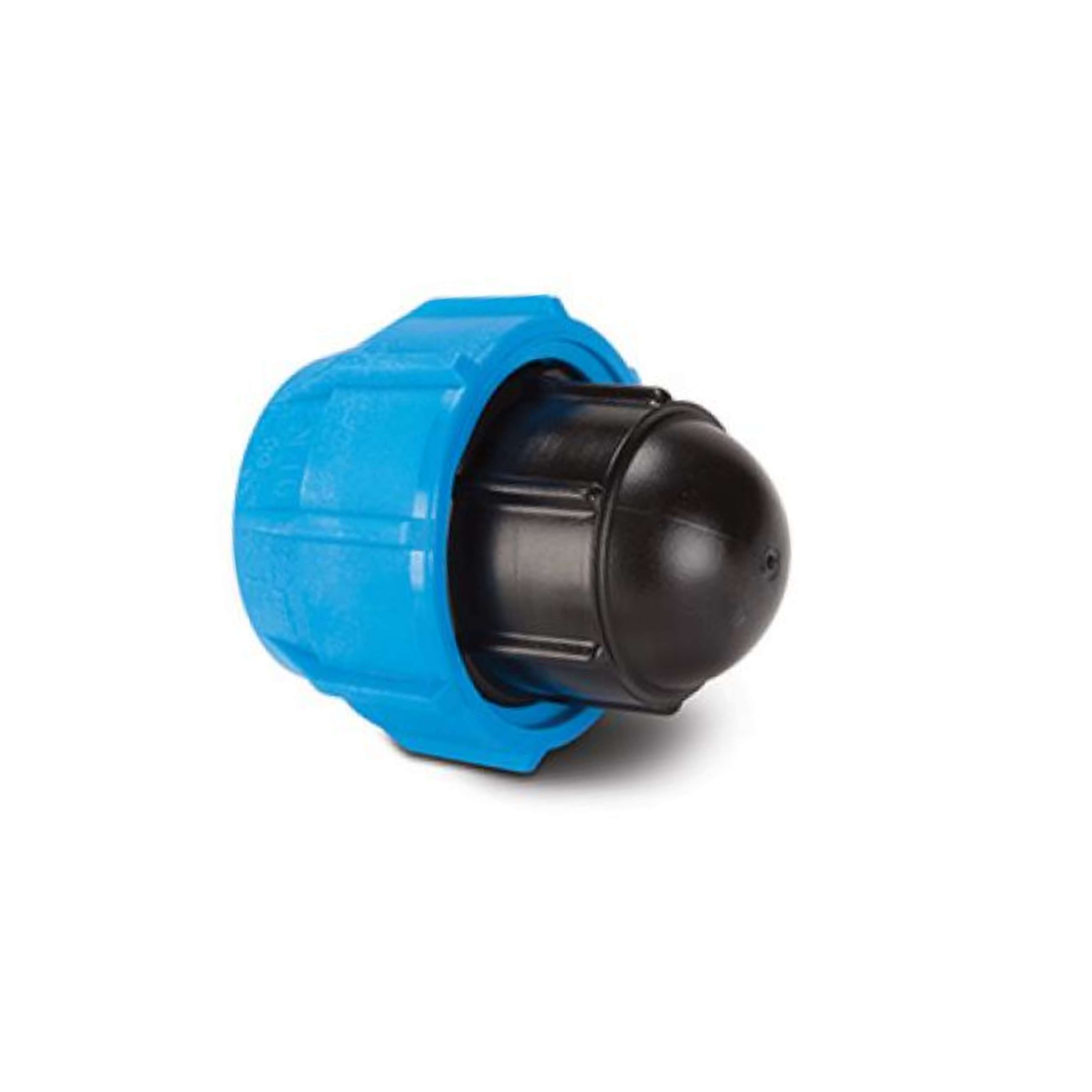 Polypipe Polyfast 25mm Stop End 40925