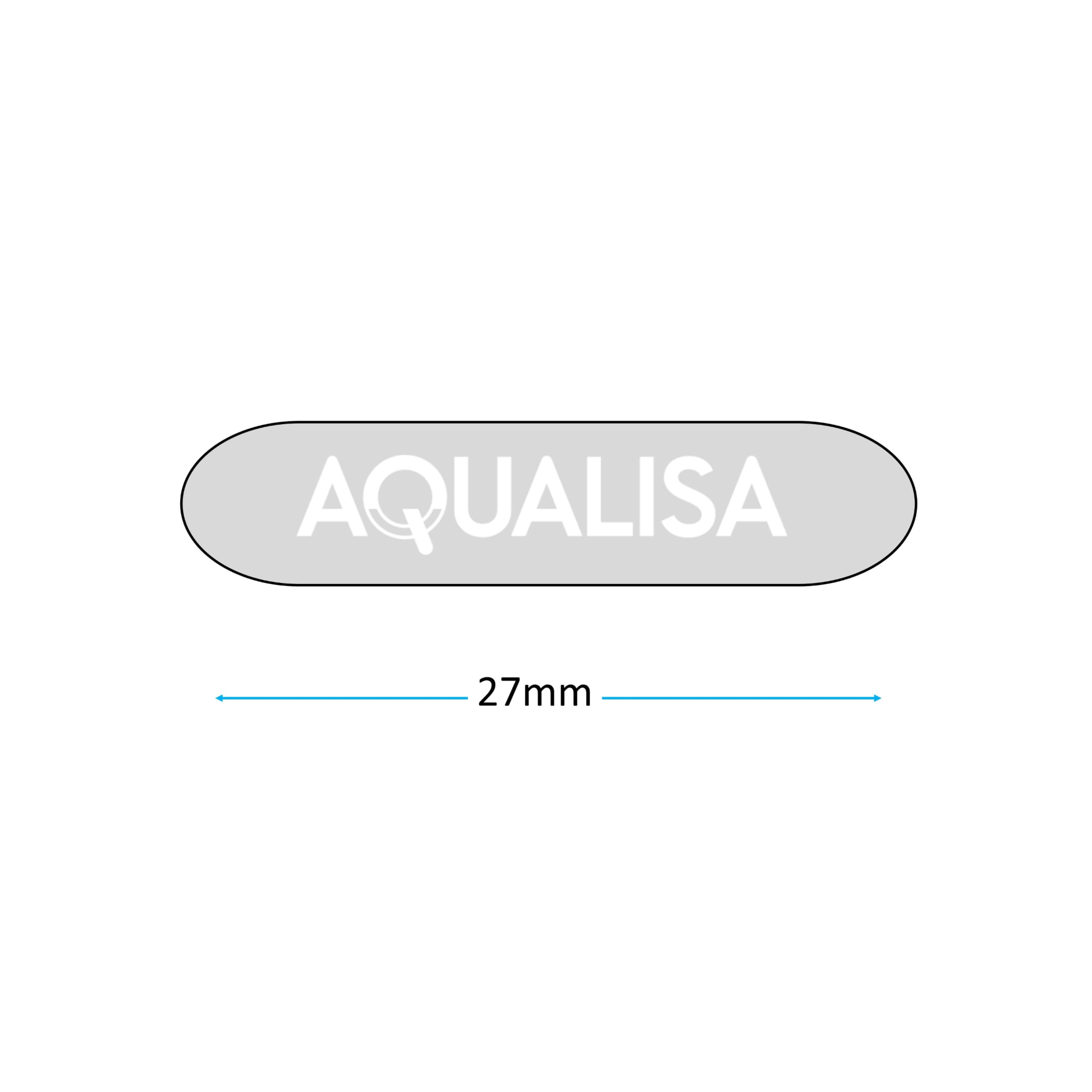 Aqualisa Badge 213037 Measurements
