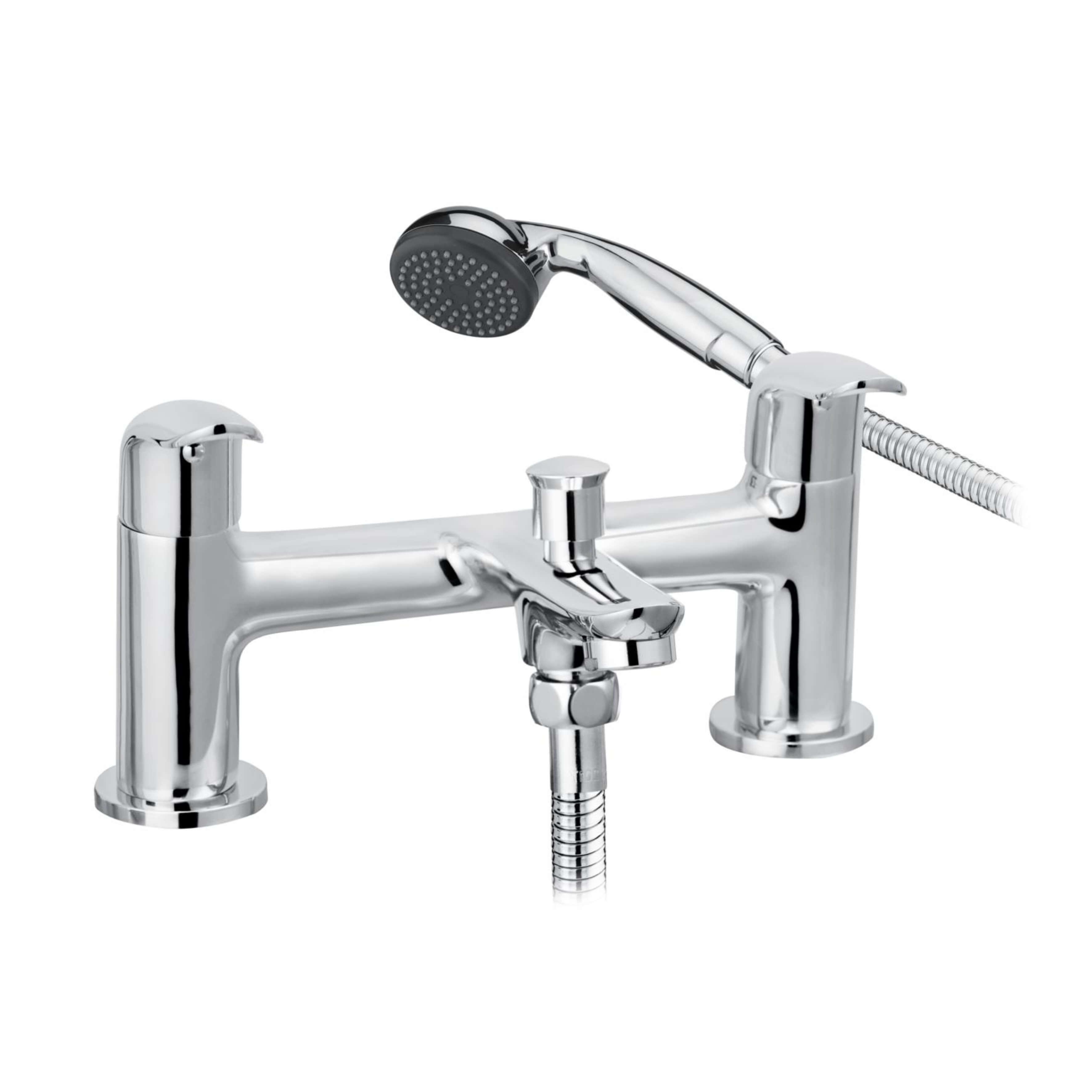 Cascade Arch Bath Shower Mixer Chrome 002.21913.3