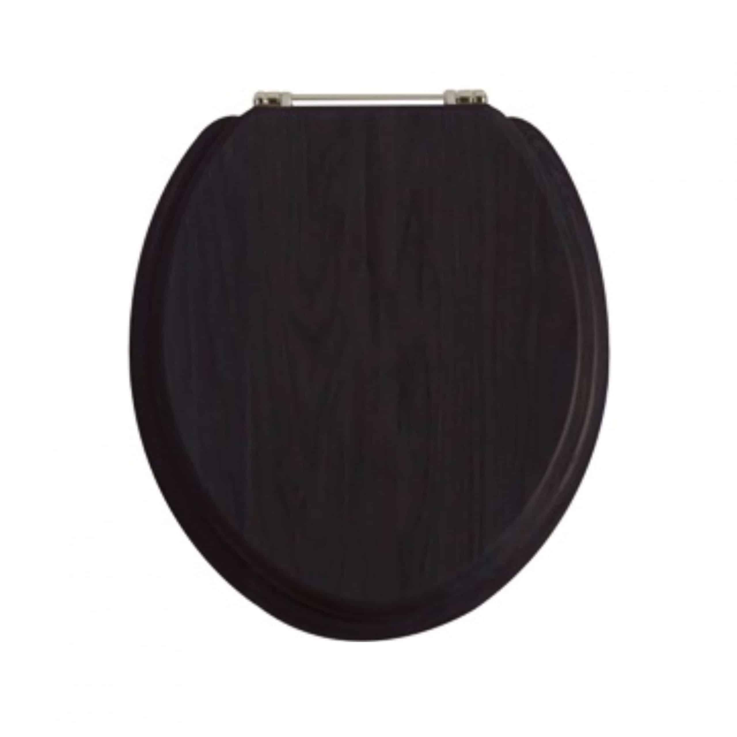 Heritage Seat Standard Hinges Black TSBLK101