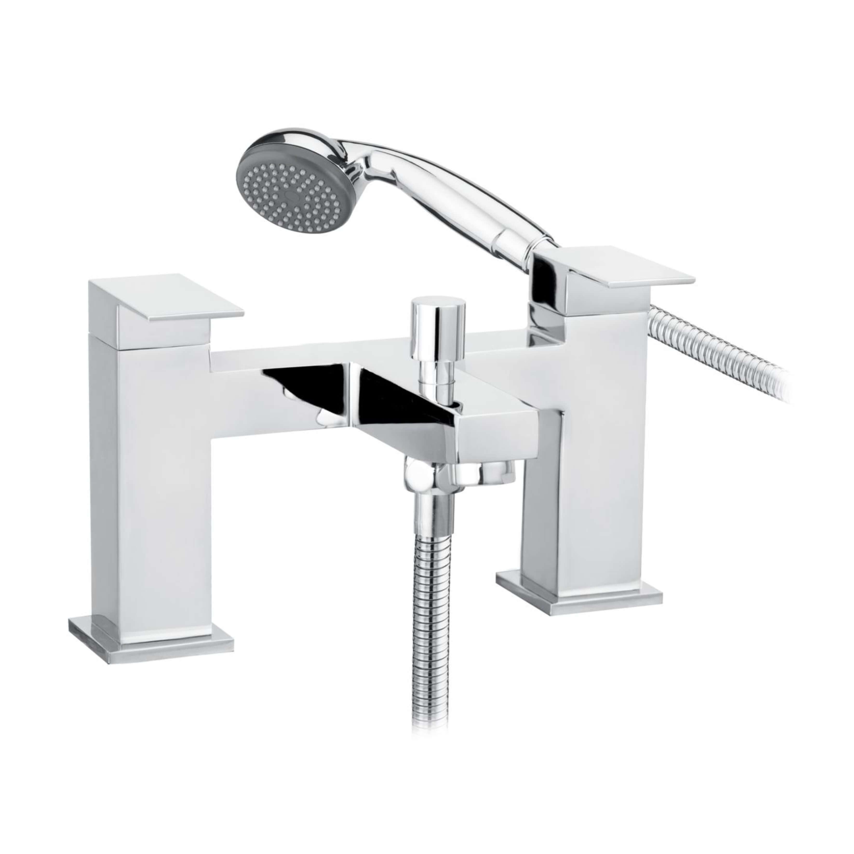 Cascade Edge Bath Shower Mixer 006.21913.3