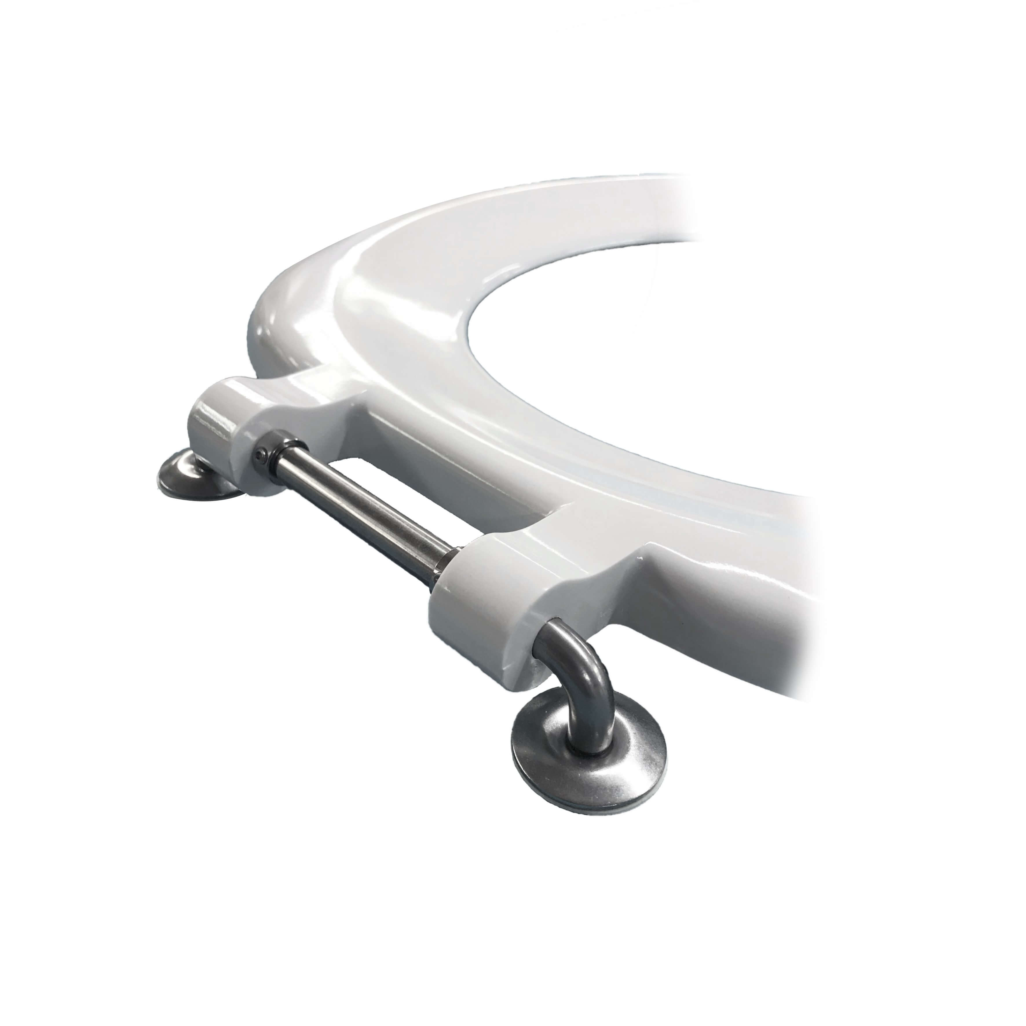Celmac Crescent Seat  FD211SS Hinges