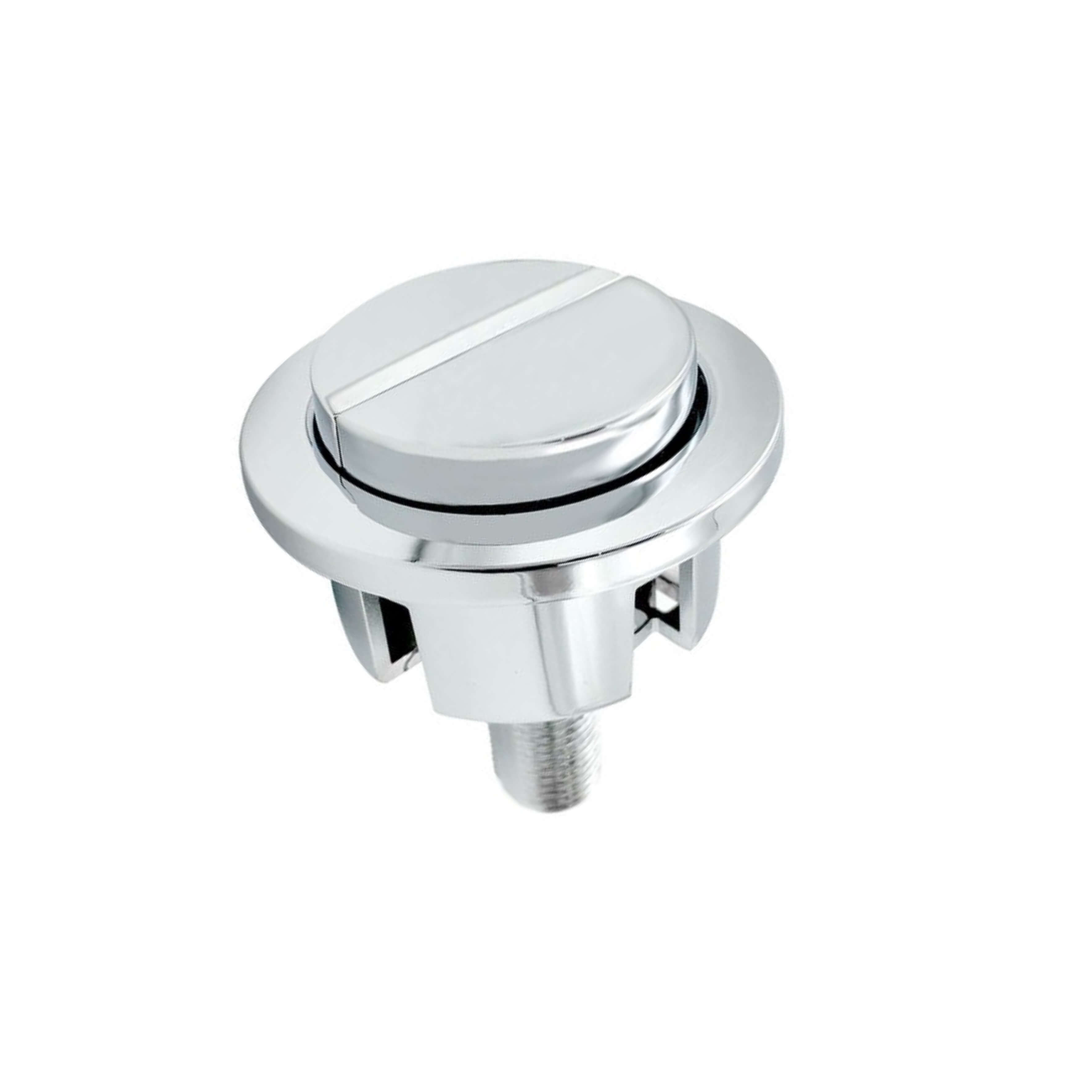Ideal Dual Flush Push Button Chrome SV21067
