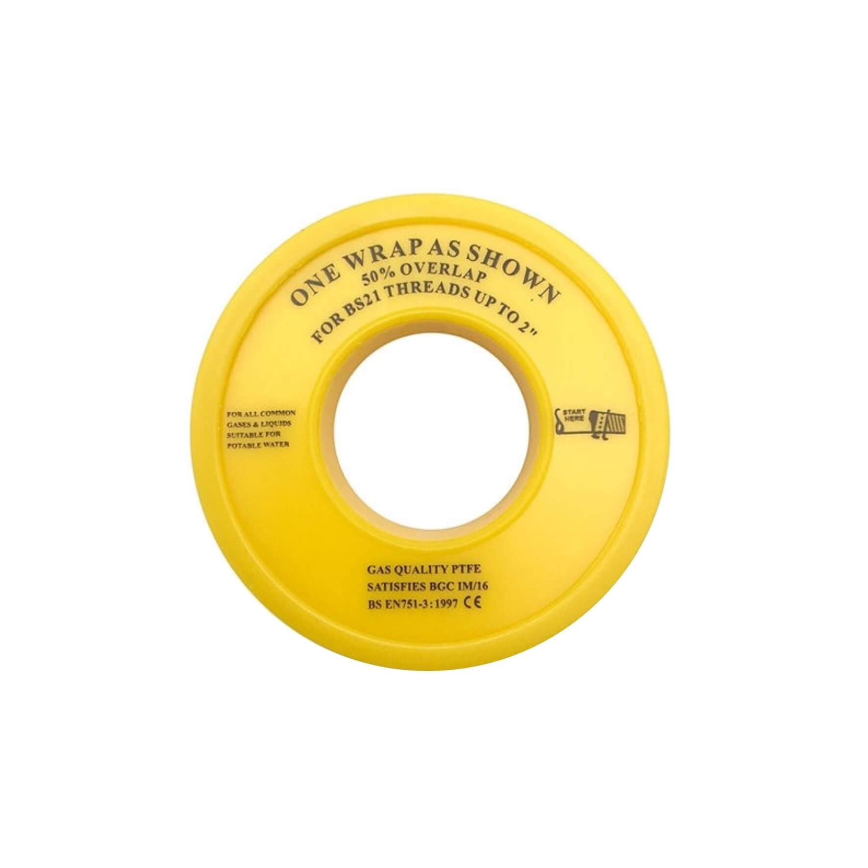 PTFE One Wrap Tape