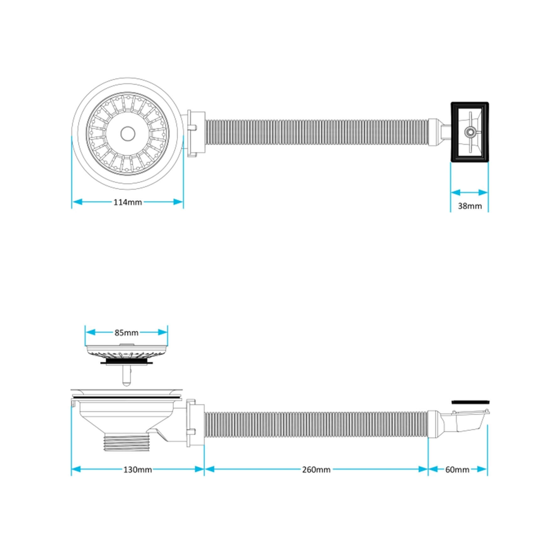 Viva PP0010/S Measurements